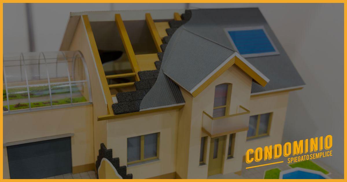 Bonus ristrutturazioni condominiali